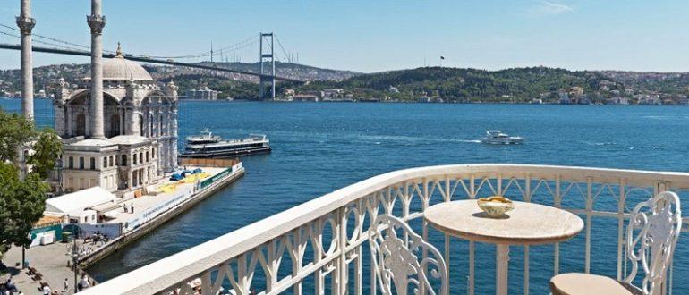 Три роскошных отеля в Стамбуле