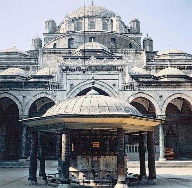 Мечеть Баезид